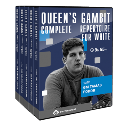 The Queen's Gambit: Complete Repertoire for White with GM Tamas Fodor