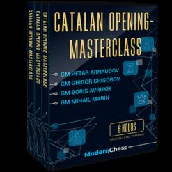 Catalan Opening – Masterclass