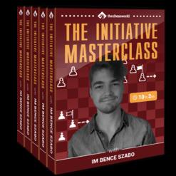 The Initiative Masterclass with IM Bence Szabo