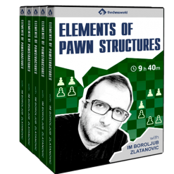 Elements of Pawn Structures with IM Boroljub Zlatanovic
