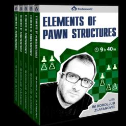 Elements of Pawn Structures with IM Boroljub Zlatanovic