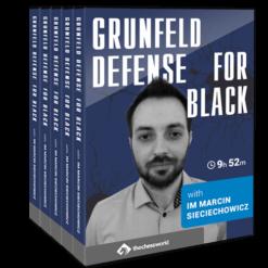 Grunfeld Defense for Black with IM Marcin Sieciechowicz