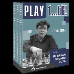 Play 1…b6! with IM Bryan Solano Cuya