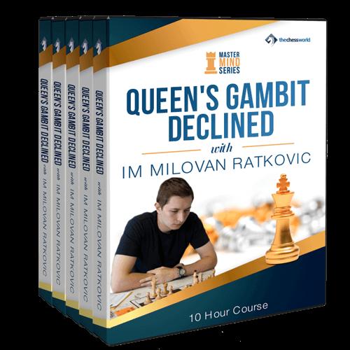 Queen's Gambit Declined with IM Milovan Ratkovic