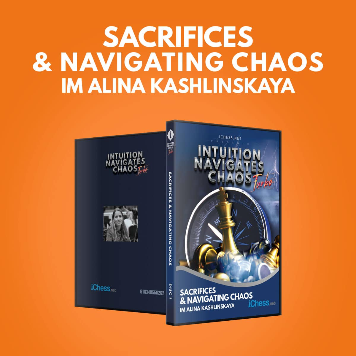 Sacrifices & Navigating Chaos – IM Alina Kashlinskaya