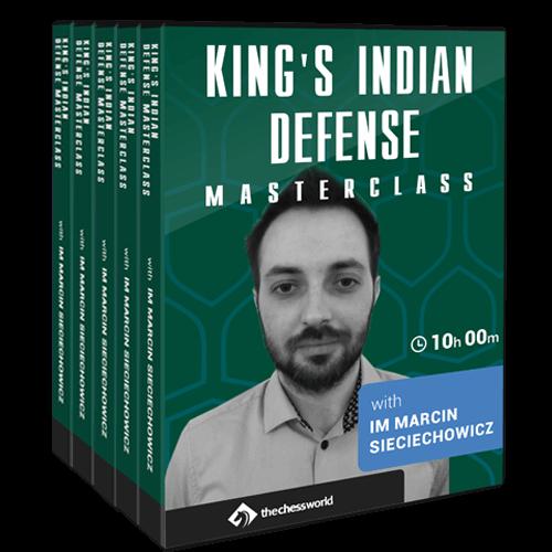 King's Indian Defense with IM Marcin Sieciechowicz