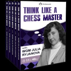 Think Like a Master with WGM Julia Ryjanova
