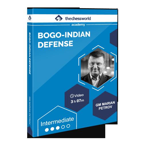Bogo-Indian Defense with GM Marian Petrov