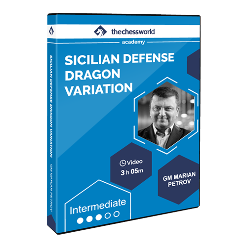 Sicilian Defense Dragon Variation with GM Marian Petrov