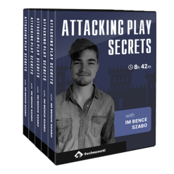 Attacking Play Secrets with IM Bence Szabo