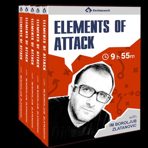 Elements of Attack with IM Boroljub Zlatanovic