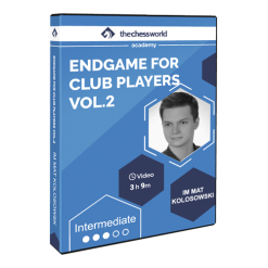 Endgame for Club Players Vol. 2 with IM Mat Kolosowski