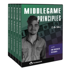 Middlegame Principles with IM Bence Szabo