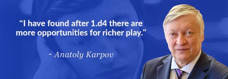1.d4-Karpov