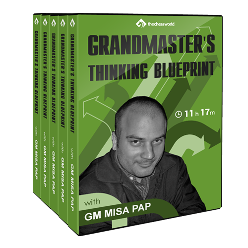 Grandmaster's Thinking Blueprint with GM Misa Pap