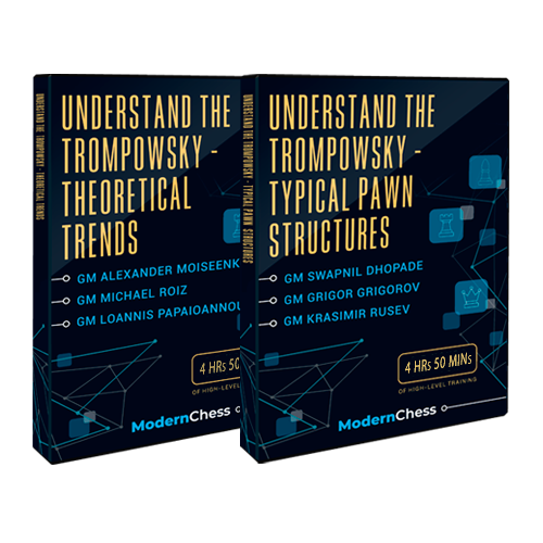 Understand the Trompowsky – Typical Pawn Structures & Theoretical Trends