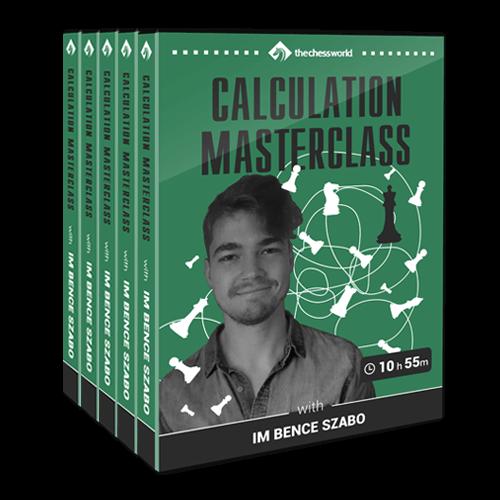 Calculation Masterclass with IM Bence Szabo