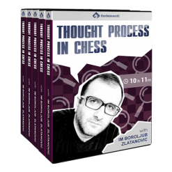 Thought Process in Chess with IM Boroljub Zlatanovic
