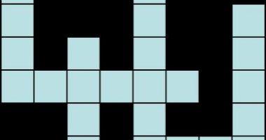 Chess Crossword