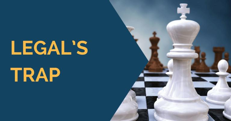 legals trap chess