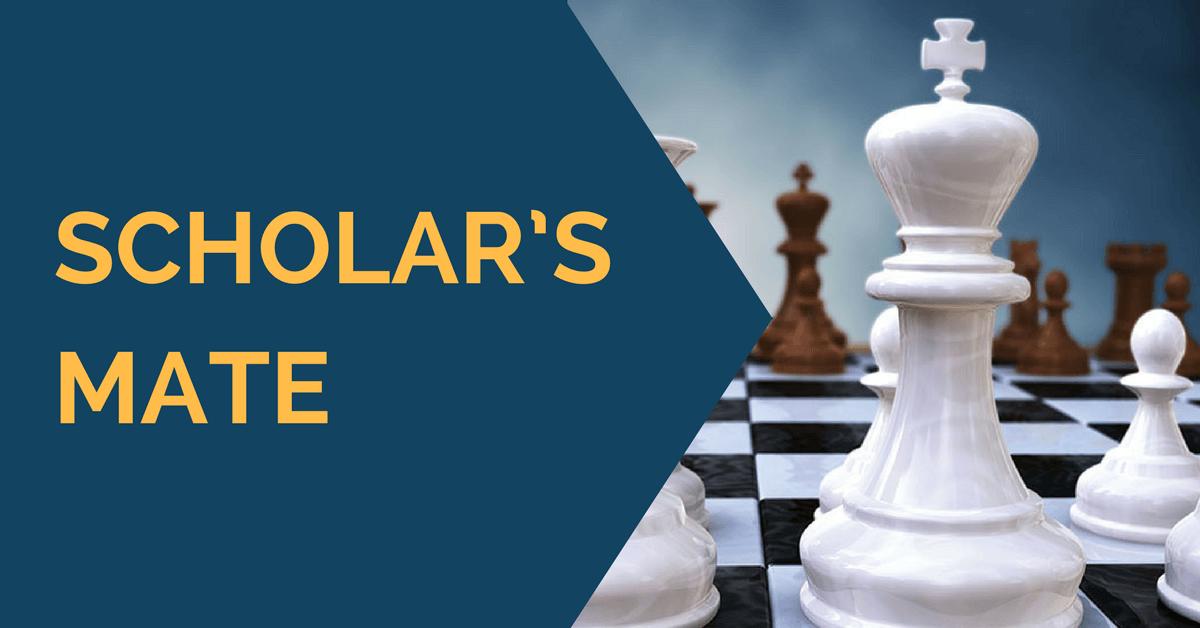 scholars mate chess
