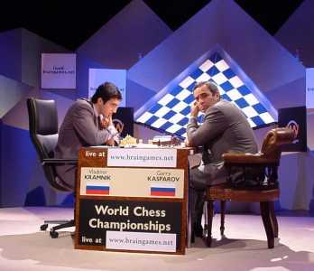 Ksparov-Kramnik Match