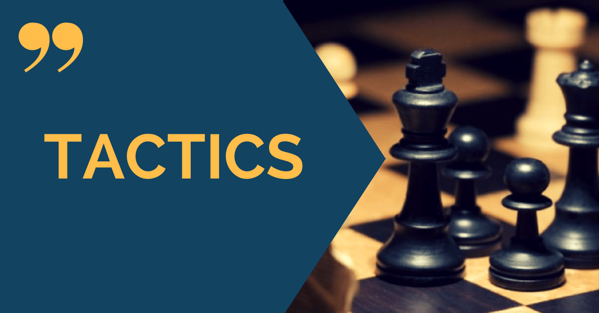 chess tactics quotes