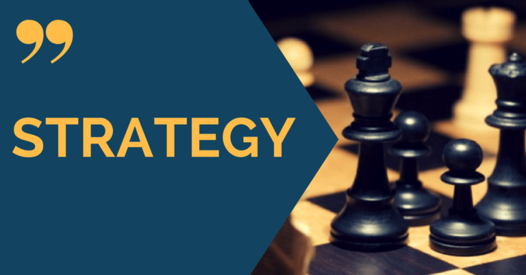 strategy chess quotes
