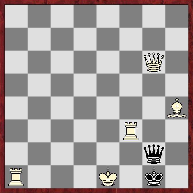 Chess Tactics: Study 2 – Mate in 2