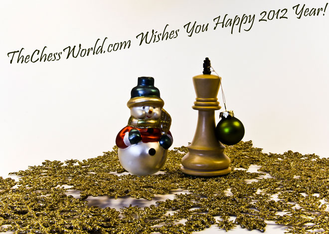 merry christmas 2012 chess