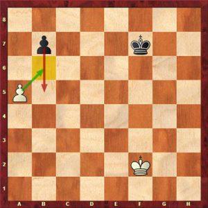 آن پاسان-اولین حرکت یا قانون شطرنج حرفه ای