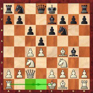 شاه قلعه بزرگ-دومین حرکت یا قانون شطرنج حرفه ای