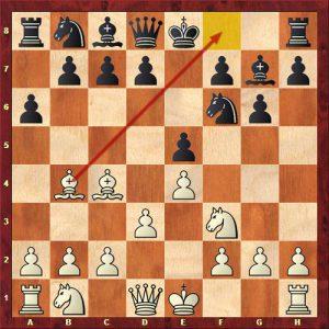 شرایط شاه قلعه-سومین  قانون حرفه ای شطرنج