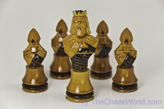 the chess king