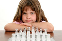Teaching Chess to preschoolers: How to teach a child to play Chess