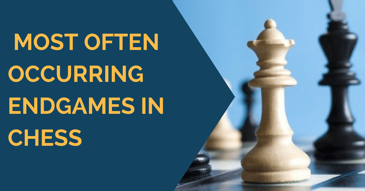 Chess Statistics: Most Often Occuring Endgames in Chess