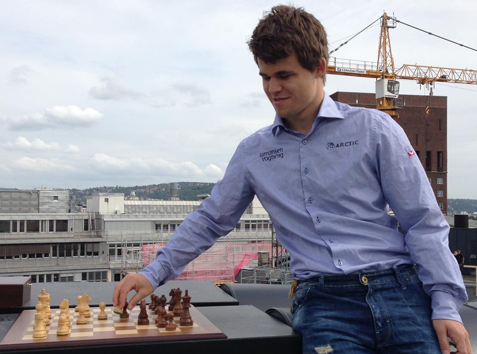 31 Questions Answered by Magnus Carlsen on Reddit