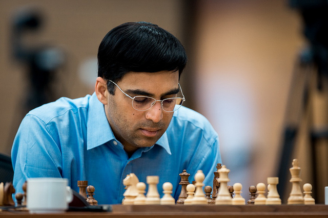 Anand Wins The Candidates 2014