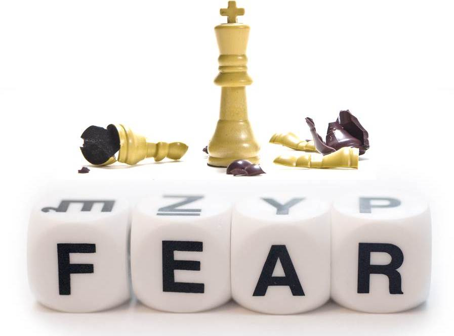 5 Biggest Fears Every Chess Player Has (and how to fix it)