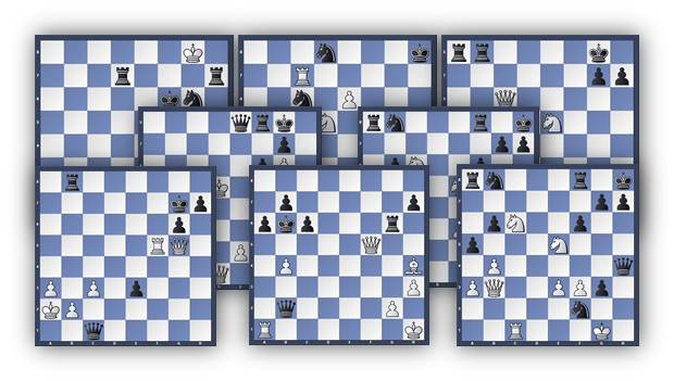7 world's most famous chess combinations