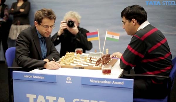 aronian - anand 2013