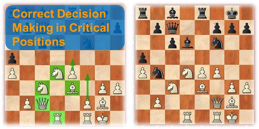 critical positions in chess