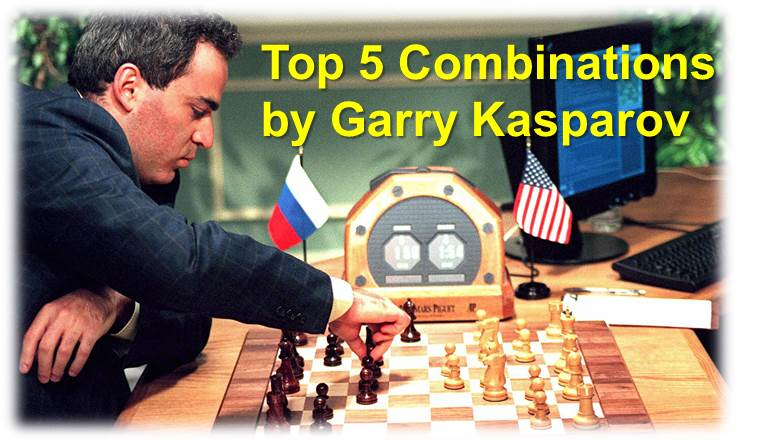 kasparov best combinations