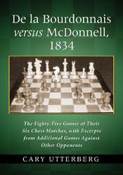 De la Bourdonnais versus McDonnell, 1834 Review: Part II