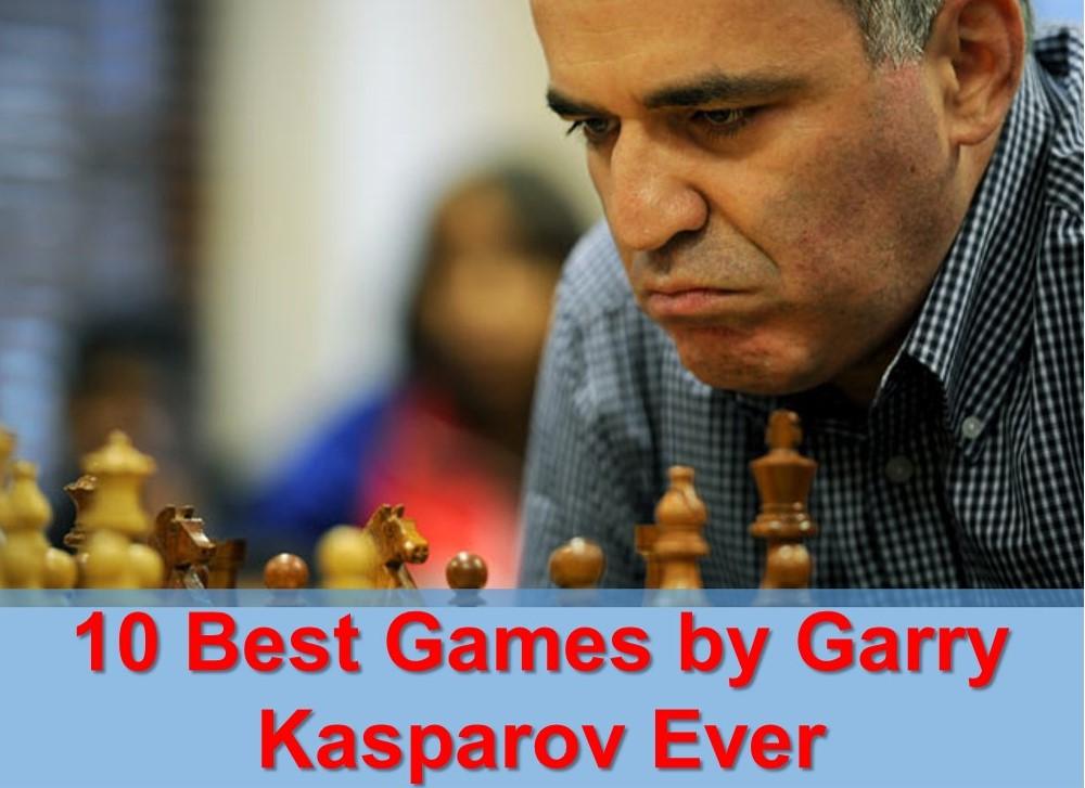 GARRY KASPAROV BEST GAMES PDF DOWNLOAD