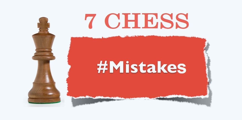 chess mistakes