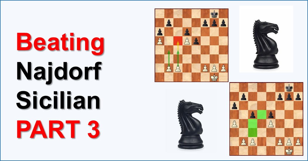 Beating the Najdorf Sicilian: Common Middlegame Structures