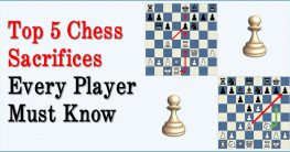 Top 5 Chess Sacrifices Every Player Must Know