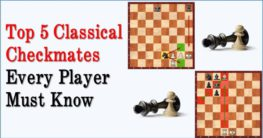 Top 5 Classical Checkmates Every Player Must Know