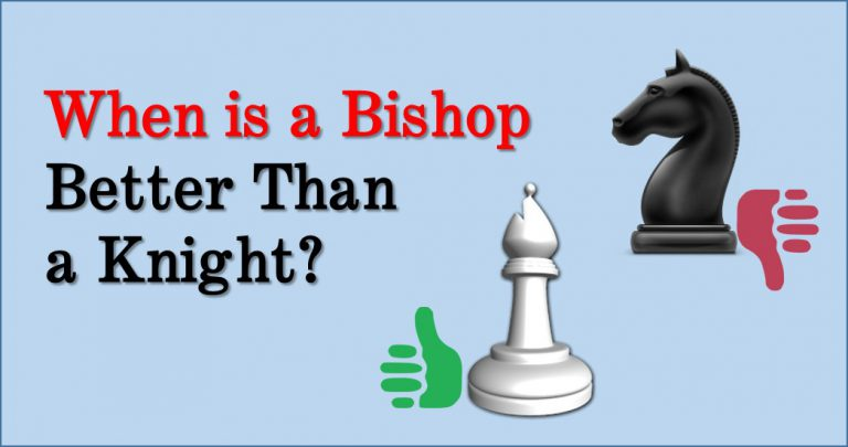 bishop better than knight